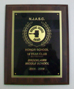 Honor School Award
