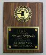Top Ten Projects Award