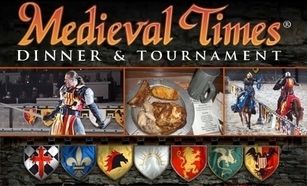 S.A. Trip to Medieval Times